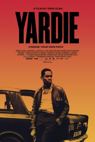 yardie poster design by Empire Design